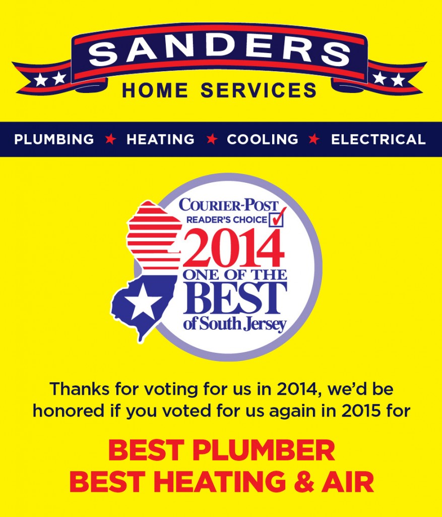 Vote For Sanders For Best Of South Jersey Sanders Home Services